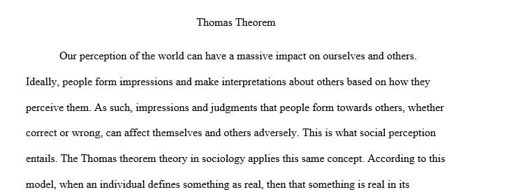 What does this mean in relation to social perception and our understanding of reality